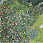 Klimt_italian_garden_landscape