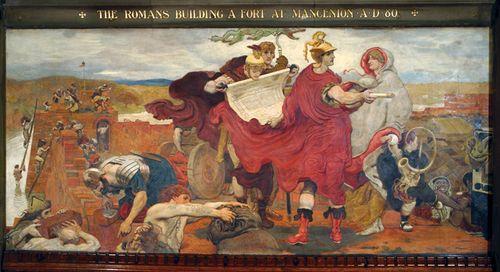 Manchester_Mural_Romans_Eleven