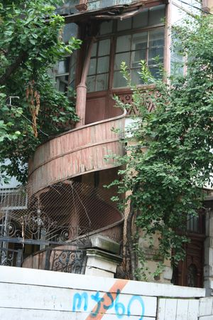 Oldtownstaircase