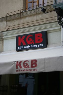 KGBcafetblisi