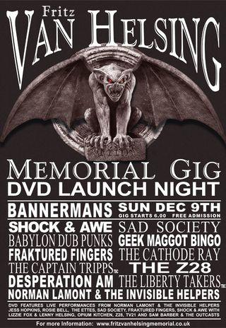 Memorial DVD Launch  For Rosie