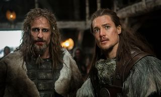 Skorpa and Uhtred -