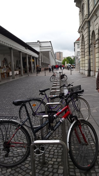 Cyclestands